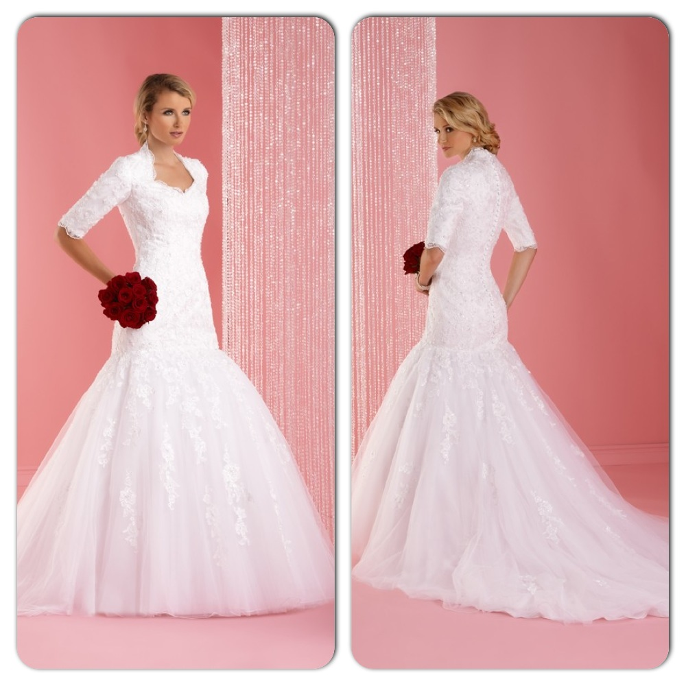 Bridal Collection 2 The Hitching Post Modest Wedding