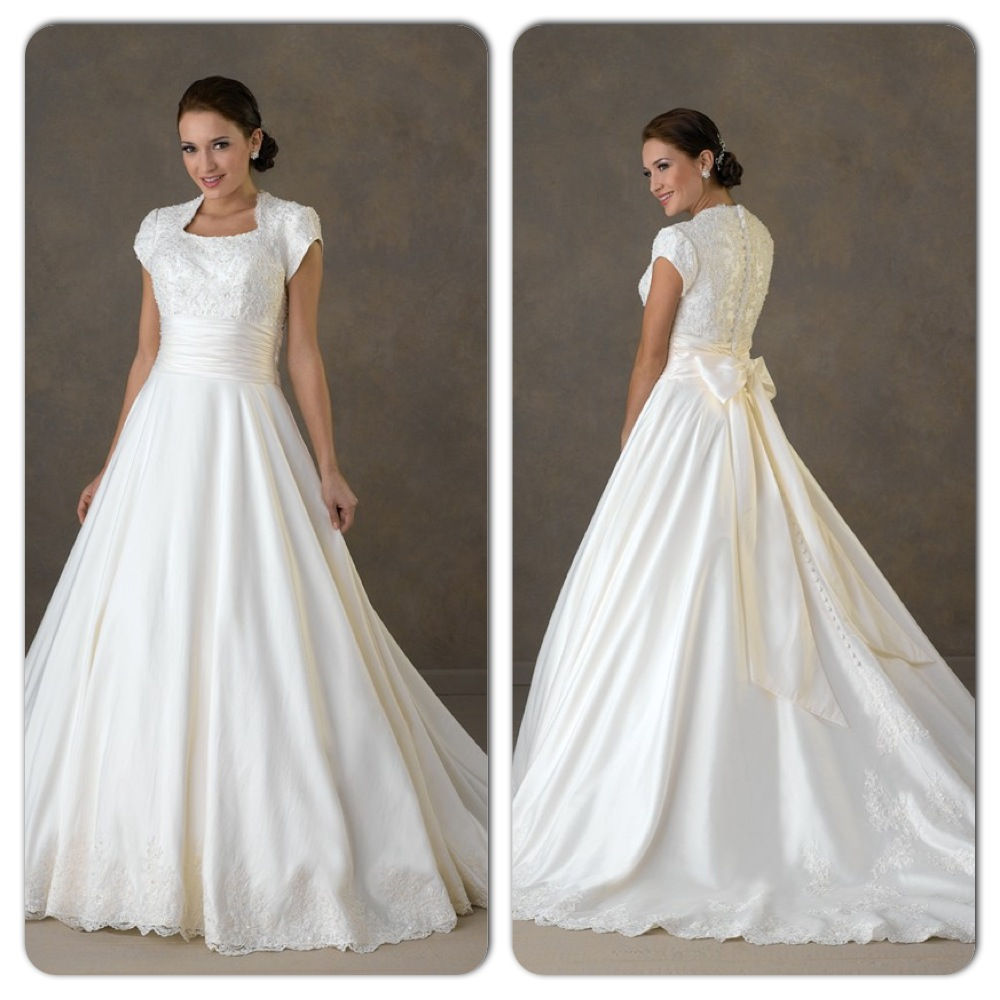 Modest wedding dresses in orange county california for Places to buy wedding dresses near me