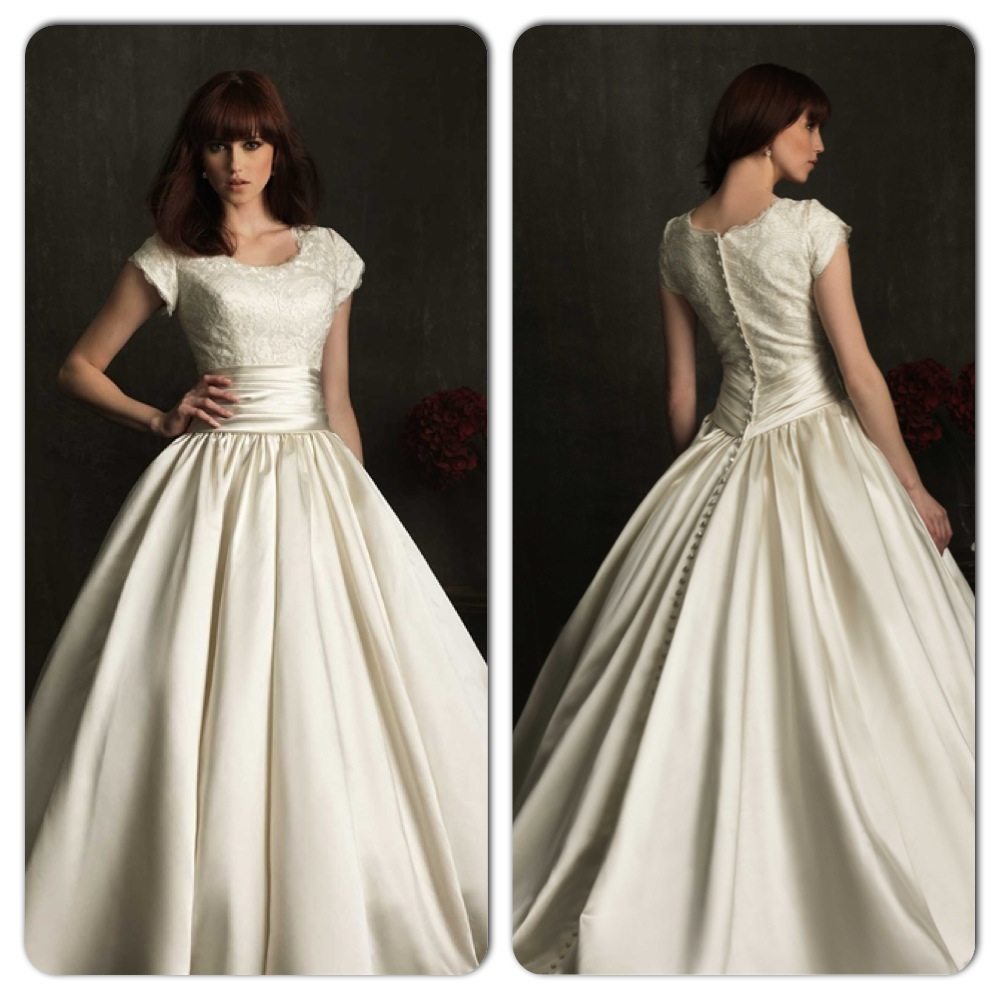 Bridal Collection 1 The Hitching Post Modest Wedding