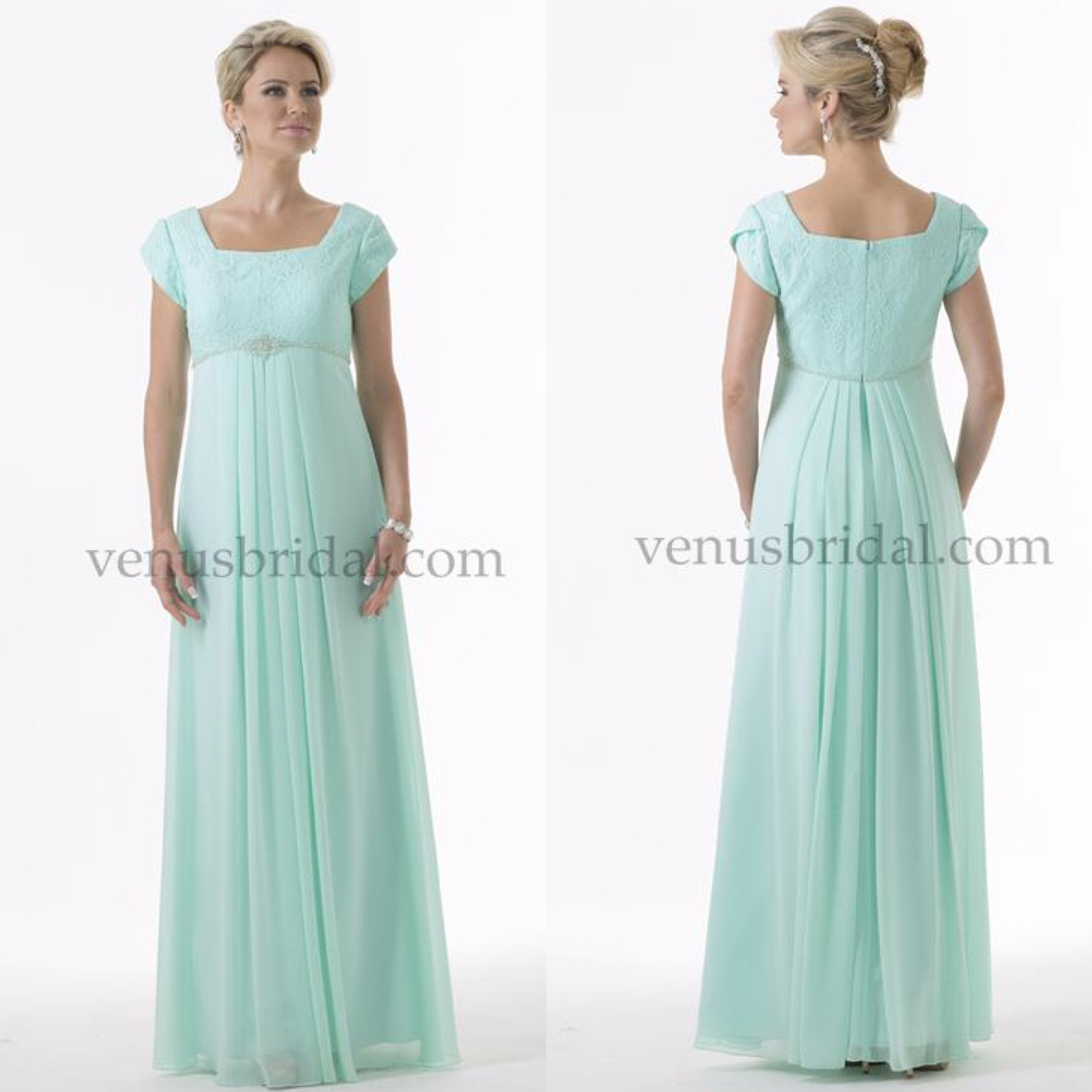 Formal Collection 1 - The Hitching Post - Modest Wedding Dresses ...