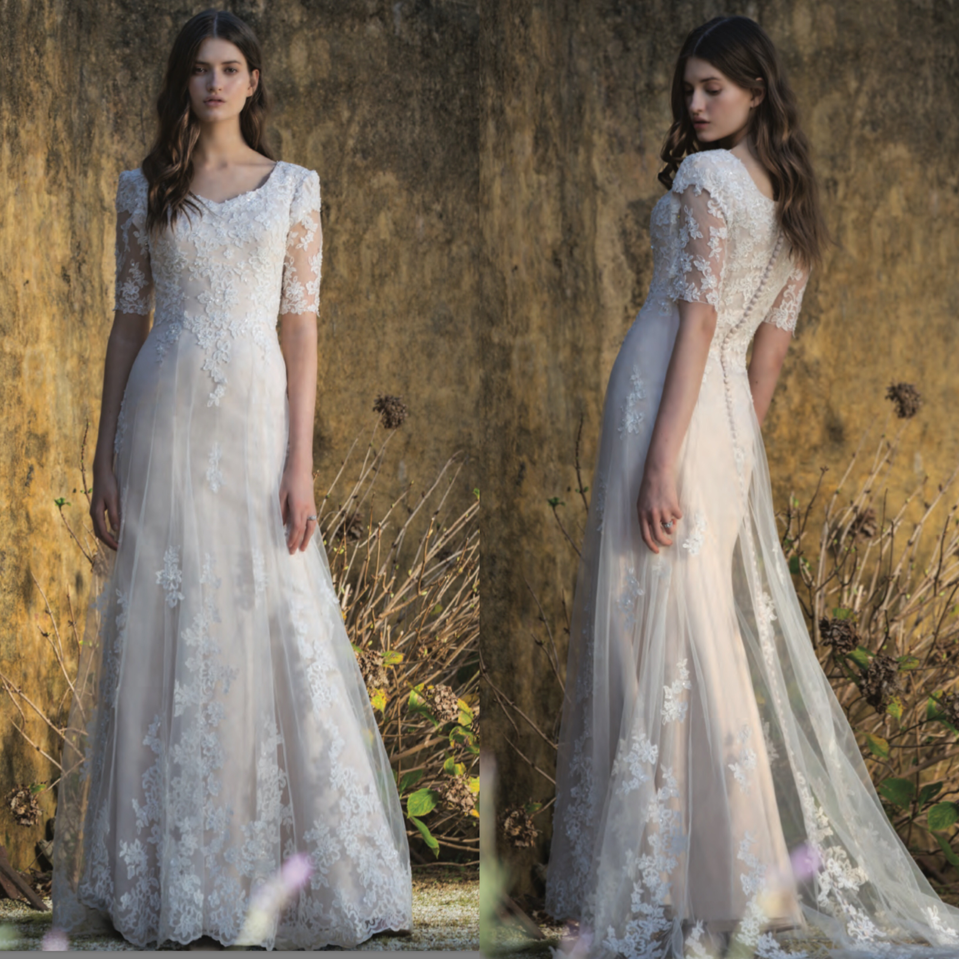 T1682z Bridal Collection 5 Dresses